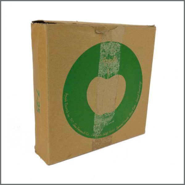 B27511 - Ringo Starr 1973 Oh My My 7 Inch Singles In Apple Records Box 1872 (USA)