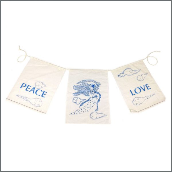 B27513 - George Harrison 2002 Silk Banner (UK)