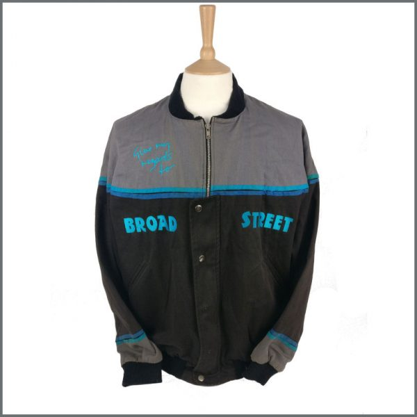 B27531 - Paul McCartney 1984 Give My Regards To Broad Street Bomber Jacket (UK)