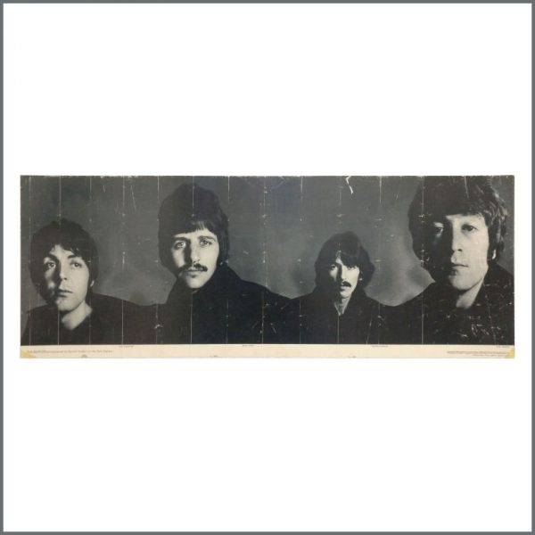 B27607 – The Beatles 1968 Complete Set Of Five Richard Avedon Psychedelic Posters (UK) 2