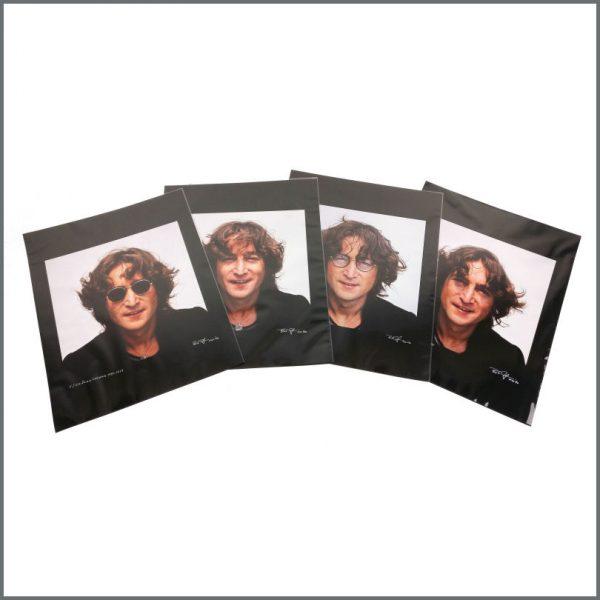 B27614 – John Lennon 1990 Bob Gruen Walls & Bridges Photograph Box Set (USA) 2
