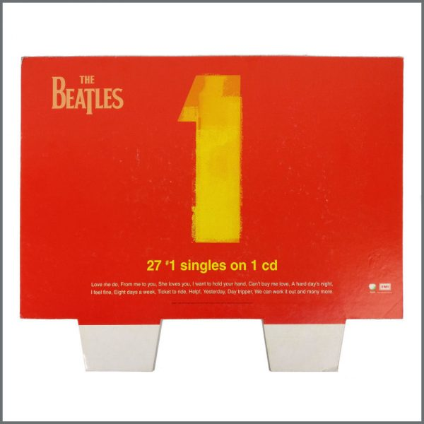 B27618 – The Beatles 2000 1 Promotional Shop Display (Australia) 2