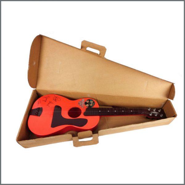 B27637 - The Beatles 1964 Selcol Big Six Guitar In Box (UK)