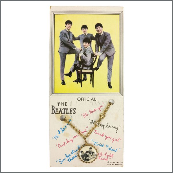 B27683 - The Beatles 1964 NEMS Bracelet (USA)