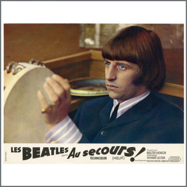 B27718 – The Beatles 1965 Help! Lobby Cards (France) 5