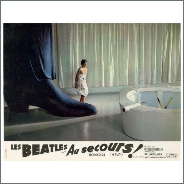 B27718 – The Beatles 1965 Help! Lobby Cards (France) 10