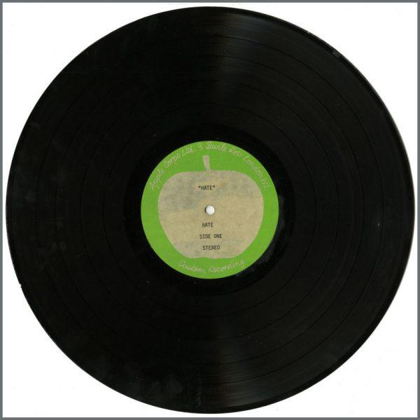 B27910 – Beatles Related Hate – Hate Apple 1971 Apple Acetate (UK) 1