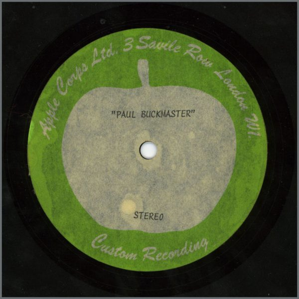 B27912 – Harry Nilsson, Paul Buckmaster, Ringo Starr – Son of Dracula 1974 Apple Acetate (UK) 2