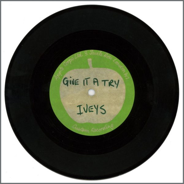 B27915 - The Iveys (Badfinger) – 1970 Give It A Try Apple Acetate (UK)