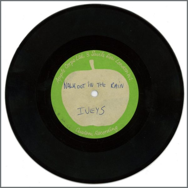 B27916 - The Iveys (Badfinger) – 1970 Walk Out In The Rain Apple Acetate (UK)