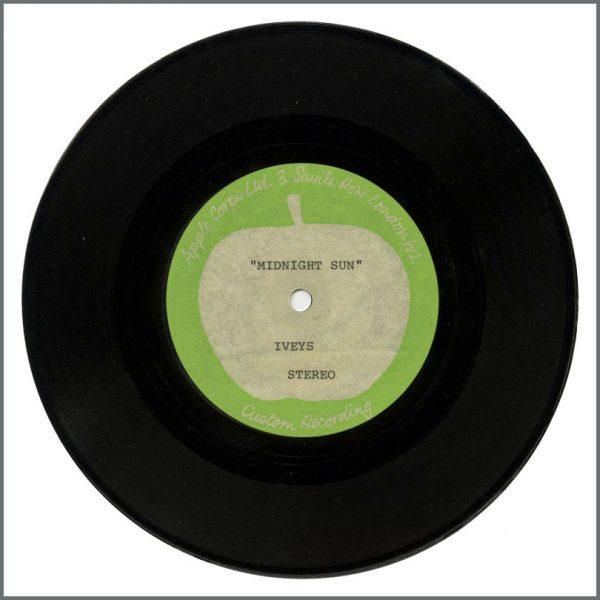 B27919 - The Iveys (Badfinger) – 1970 Midnight Sun Apple Acetate (UK)