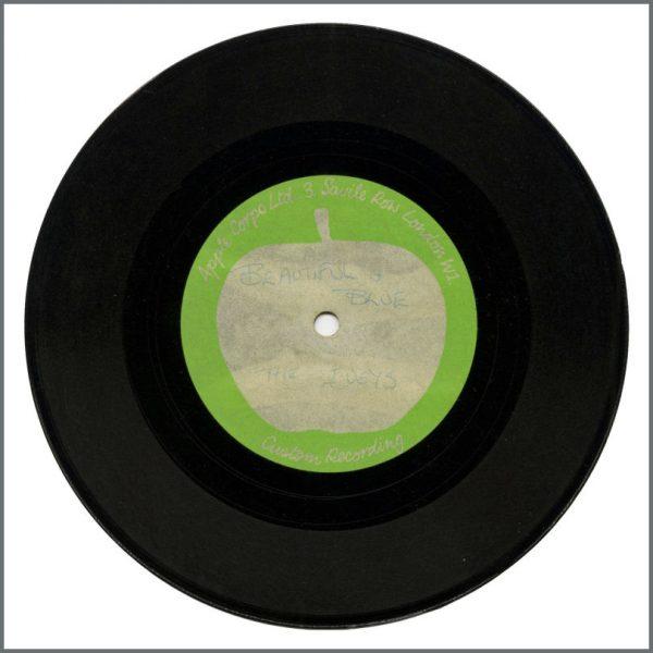 B27920 - The Iveys (Badfinger) – 1970 Beautiful & Blue Apple Acetate (UK)