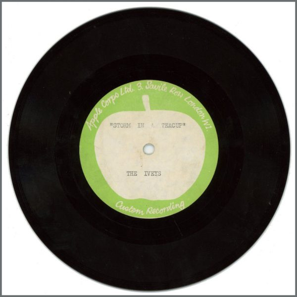 B27923 - The Iveys – Storm In A Teacup 1968 Apple Acetate