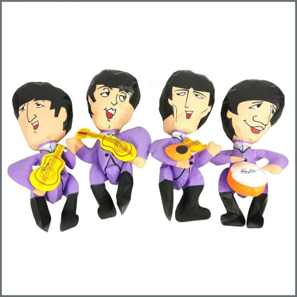 B27930 - The Beatles 1966 Lux Inflatable Dolls Set (USA)