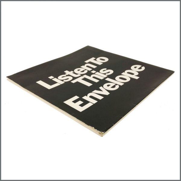 B27939 – John Lennon 1974 Walls & Bridges Promotional Press Kit Envelope (UK) 2