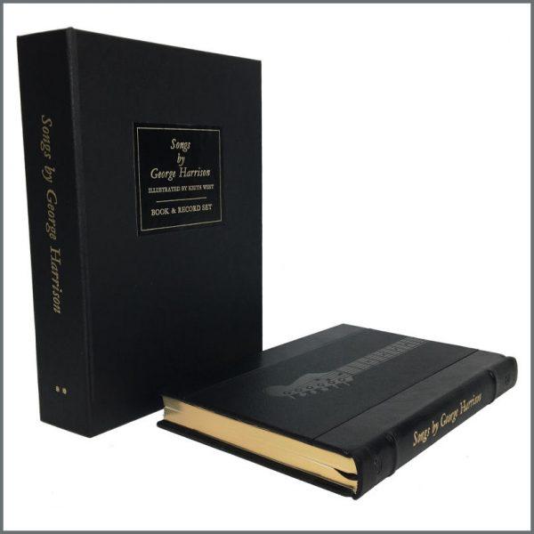 B27987 – Genesis Publications Songs By George Harrison Volumes 1 & 2 CD Editions (UK) 3