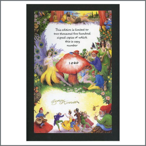 B27987 – Genesis Publications Songs By George Harrison Volumes 1 & 2 CD Editions (UK) 4