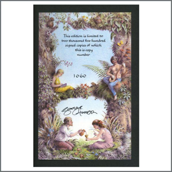 B27987 – Genesis Publications Songs By George Harrison Volumes 1 & 2 CD Editions (UK) 5