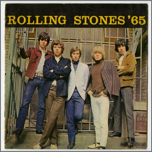 RS466 - Rolling Stones 1965 Tour Souvenir Programme (USA)