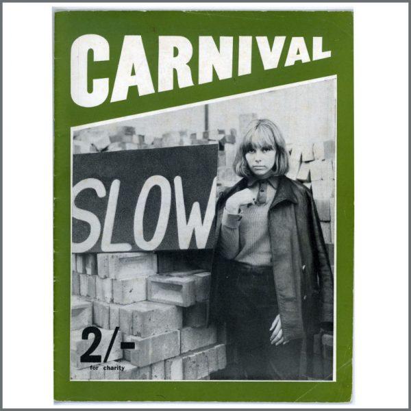 RS471 – Rolling Stones Concert Programme Glad Rag Ball November 1964 (UK) 2