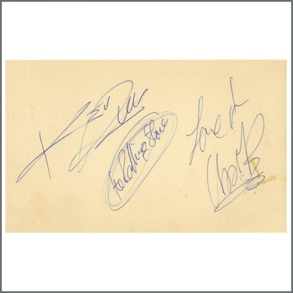 RS549 – Rolling Stones 1960s Autographs (UK) 2