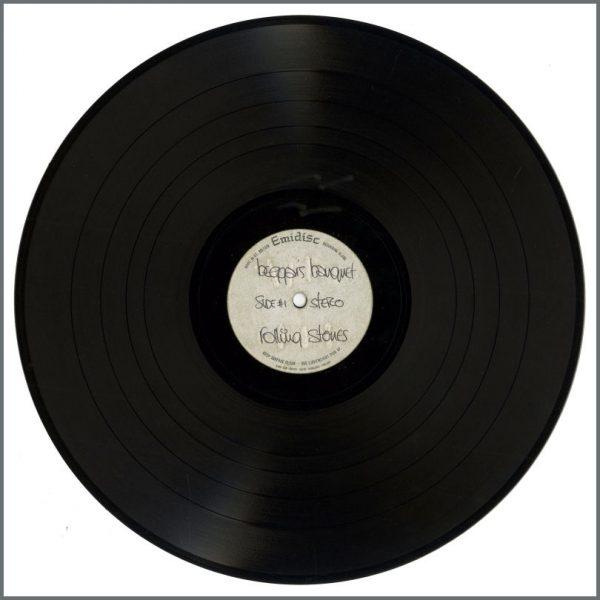 RS552 - Rolling Stones 1968 Beggars Banquet Emidisc 12 Inch Acetate (UK)