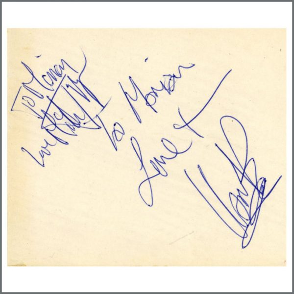 RS576 – The Rolling Stones 1960s Autographs (UK) 2