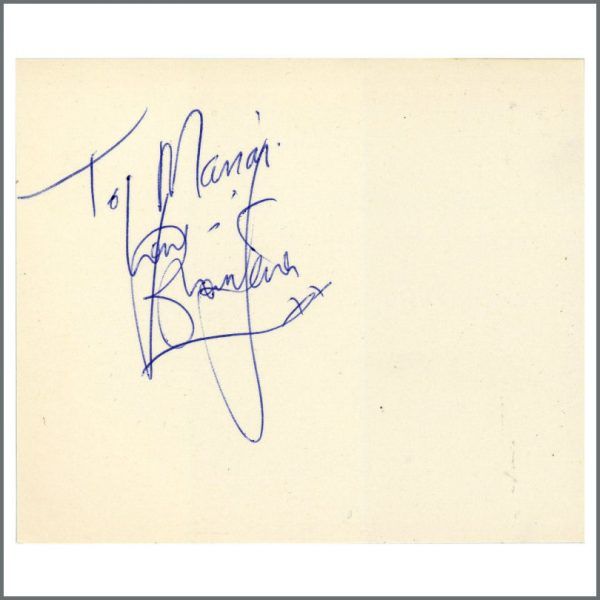 RS576 – The Rolling Stones 1960s Autographs (UK) 3