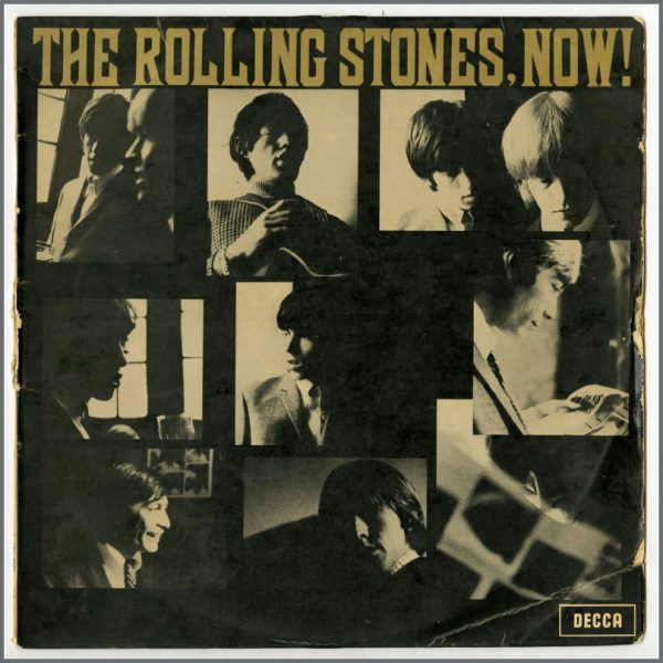 RS595 – The Rolling Stones 1966 Fully Autographed LP (Australia) 2