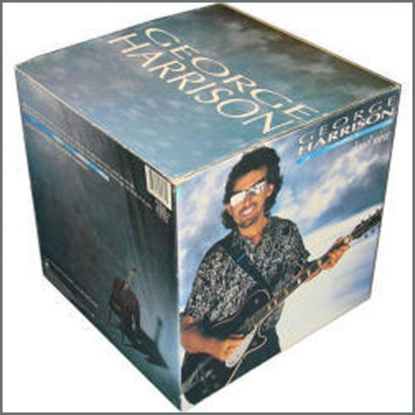 B20233 - George Harrison Cloud Nine Shop Display Box (USA)