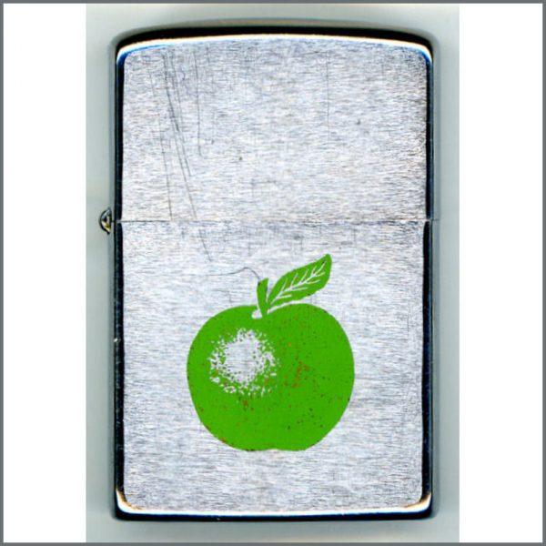 B20581 - Original Apple 1971 Zippo Lighter (UK)