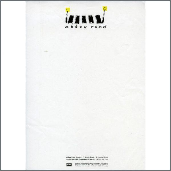 B22056 - Abbey Road Studios A4 Notepaper (UK)