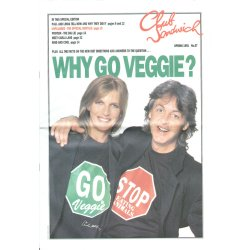 B04074 - Club Sandwich Magazine Issue 57, Why Go Veggie?