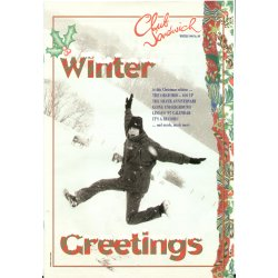B04097 - Club Sandwich Magazine Issue 80, Winter Greetings