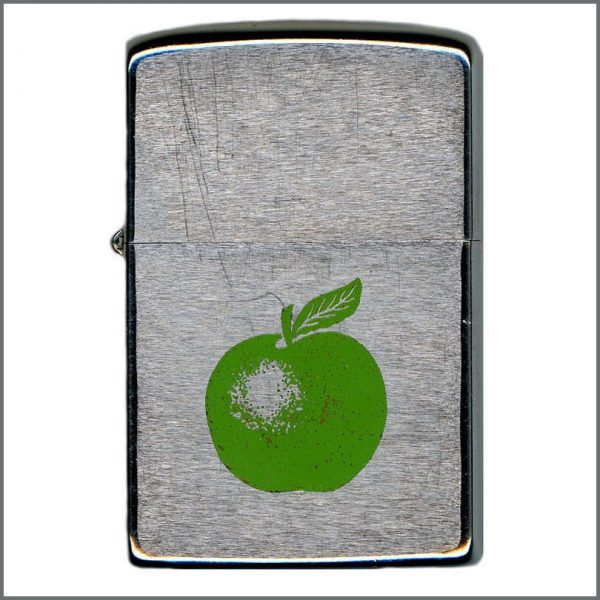 B29059 - The Beatles 1971 Apple Records Promotional Zippo Lighter (USA)