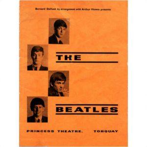 1962/1963 Programmes