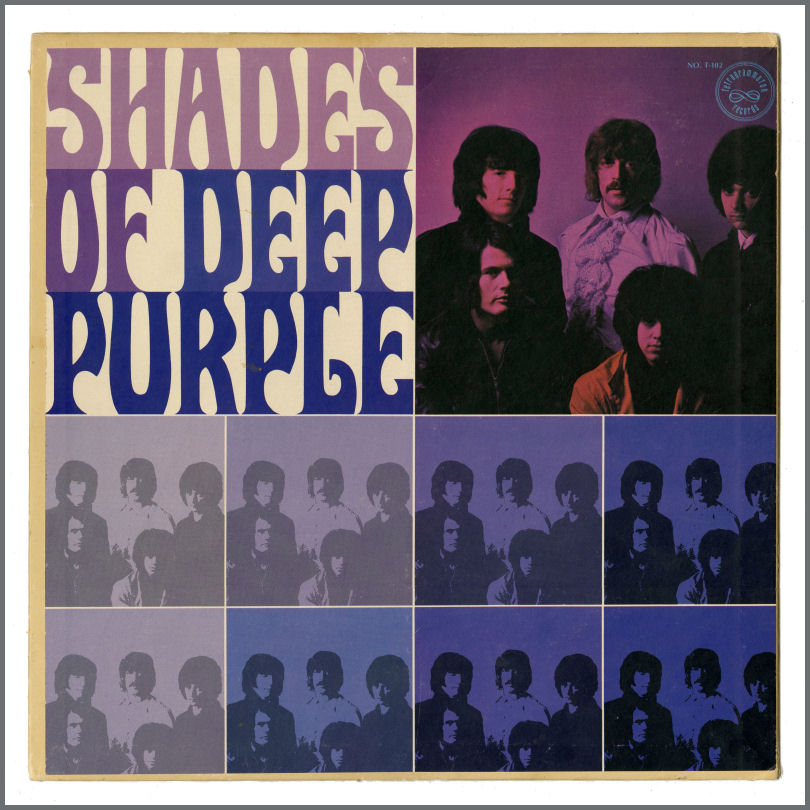 B27332 Deep Purple 1968 Shades Of Deep Purple Promotional Shop Display Uk Tracks,Best White Paint Colors For Walls