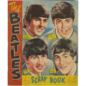 Beatles Books & Scrapbooks