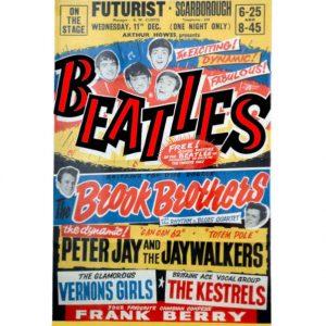 Beatles Concert Memorabilia