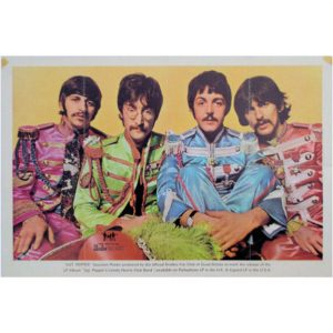 Beatles Fan Club Items