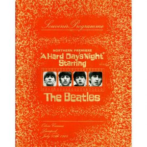 Beatles Film & TV Memorabilia
