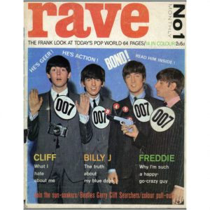 Beatles Magazines & Music Papers (NME, Rave Etc.)