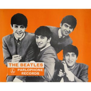 Beatles 1960s Posters & Displays