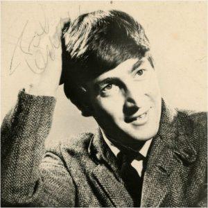 John Lennon Autographs