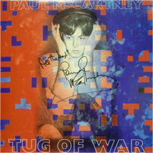 Paul McCartney Autographs