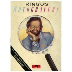 Ringo Starr Memorabilia