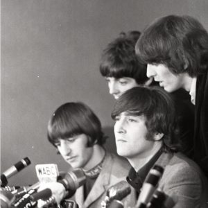 Beatles Negatives